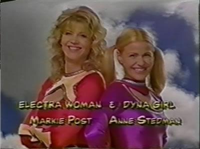 Electrawoman and Dynagirl 2001