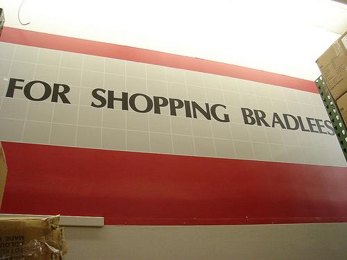 Bradlees.