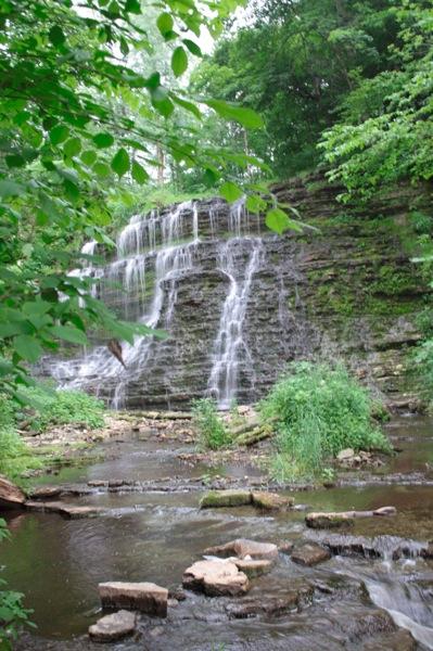 Talcott Falls
