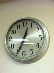 Standard Electric Clock